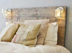 Für Alle Betten Holz Kopfteil Dass Integrierte