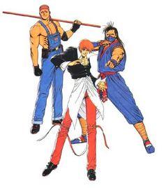 Art Of Fighting, Fighting Games, King Of Fighters 95, Game Character, Character Design, Capcom Street Fighter, Samurai, New Challenger, Ninja Art
