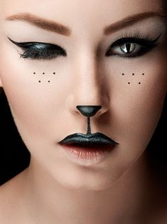 Trucco carnevale 2014: idee make up più belle e originali - Beautydea