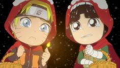 Naruto Sugoi Doryoku (SD) Eps. 22  So cute.. xD