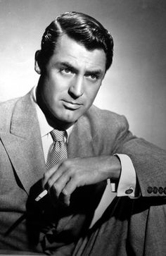 Cary Grant.  Literally was knocked over by him in the halls of MGM (Thalberg Buidling).