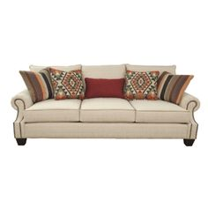 "Stewart 99"" Sofa | HOM Furniture"