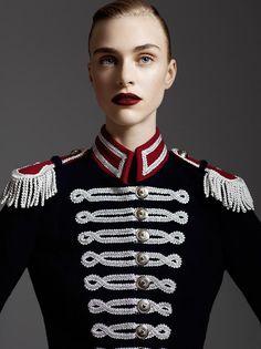 Power Woman (Vogue Ukraine)