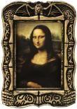 Mona Lisa Hologram - Holiday Decor Accents - Holiday Decor - Holiday   HomeDecorators.com