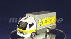 TOMICA 029D MITSUBISHI CANTER SAKAI MOVING SERVICE | CHINA | 029D-02 | BL TOMY