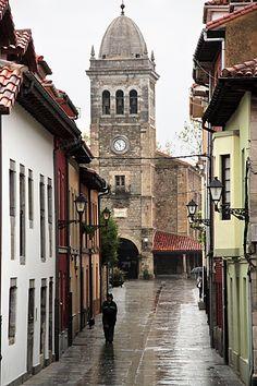 El Cabildo. Luanco. Asturias. Spain.