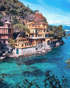 Portofino, Włochy ❤