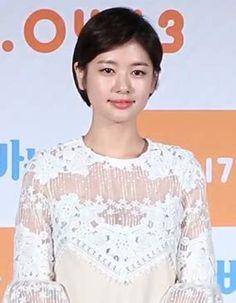 jung so min at DuckDuckGo Jung So Min, Lace, Tops, Women, Fashion, Moda, Women's, La Mode, Shell Tops