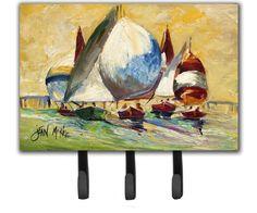 Bimini Sails Sailboat Leash Holder and Key Hook