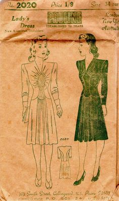 "Pauline 2020 dress ""London, New York, Australia"" -love it!"