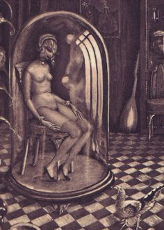 Illustration and book art with a literary bent. Focus on international illustrated books and Surrealism. Art Nouveau, Homunculus, Esoteric Art, Weird Science, Sign Printing, Stop Motion, Photo Manipulation, Puppets, Illustrations Posters