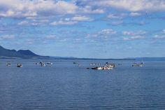 Gorgeous Dalhousie, New Brunswick, Canada where ocean meets mountains