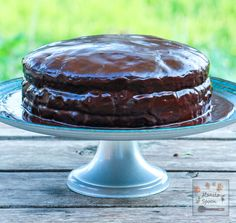 The secret ingredient that makes this cake so moist is Mayonnaise! Add 3 kinds of chocolate and it's chocolate indulgence at its highest. Chocolate Mayonnaise Cake, Chocolate Cake Recipe Easy, Chocolate Ganache, Homemade Chocolate, Macaroon Recipes, Berry Cake, Coconut Macaroons, Easy Cake Recipes, Sweets