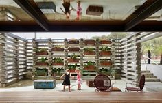 Hotel Hotel Lobby and Nishi Grand Stair Interior / March Studio | ArchDaily