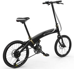 The clever designers at ITEM DESARROLLO DE PRODUCTO decided to combine the space saving qualities of a folding bike with the power of an electric bike to create NEO VOLT, a folding urban e-bike for BH Bikes.