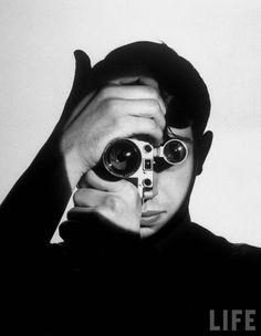 "Andreas Feininger. See too ""Creepy"" above."