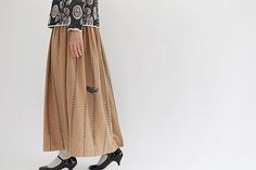 forest スカート | minä perhonen