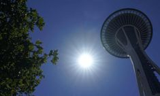 A heatwave in Seattle? Extreme weather is no longer 'unprecedented' – it has become the norm   Arwa Mahdawi   The Guardian Road Pavement, Parks Department, National Weather, Hawaii News, Alaska Airlines, Across The Border, Extreme Weather, Extreme Heat, What Happened To You
