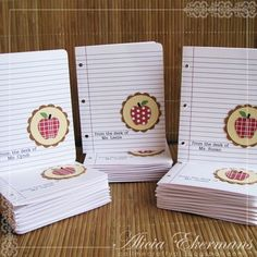A set of personalized note cards  Was inspired by a project in 350 Cards & Gifts. http://pinterest.net-pin.info/