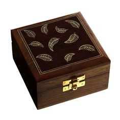 Fine Jewellery Boxes Jewellery Chest for Women Made in Wood: ShalinCraft: Amazon.co.uk: Jewellery