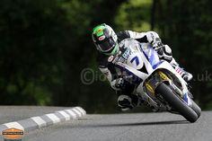 Gary Johnson Triumph TT 2014