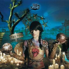 Bat For Lashes - Two Suns. Released: Apr 06, 2009. Genres: Pop, Music, Alternative, Indie Rock. Natasha Khan is a story teller and a mood setter. In my opinion this album is one of the best albums created in the 2000-2010 era. Click the album art image above to check out samples from the album. => SOURCE: http://pinterest.com/bendrixdotme/albums-i-own/ @Bendrix via. http://itunes.apple.com/us/album/two-suns/id309238865 $9.99
