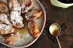 Banana Fritters with