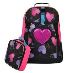 bf7e10e47cd1 Valentines Backpacks School Backpacks