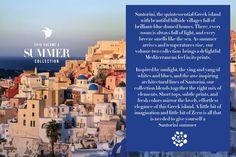 Zeen Summer Volume II - Get an exclusive peek online.  Visit : www.zeenwoman.com  #Zeen   #Santorini   #Lawn   #Summer   #Mediterranean