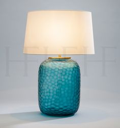 Bambola Turquoise Table Lamp