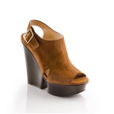 Isabella High Heel Brown, $55, now featured on Fab.