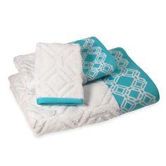 Trinity Bath Towel Collection - Bed Bath & Beyond