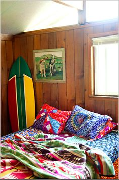 Montauk Surf Shack - NYT Home and Garden