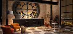The Black Swan, virtual image, rendered with DomuS3D® and mental ray