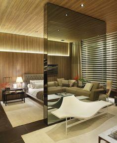 Decoração de: Detalhes; poltrona de design; Casa de Valentina