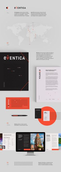 Eventica Communications on Web Design Served