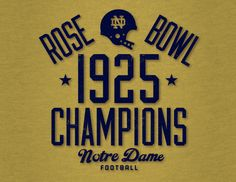 Notre Dame Iconic Moments - Under Armour on Behance