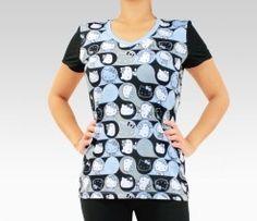 Asics Hello Kitty running top. Uhhh, Hello Kitty ON a running shirt, it's a no brainer!