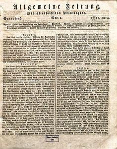 Datei:Allgemeine Zeitung - 1814.jpg – Wikipedia