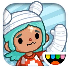 Toca Life: Hospital - Toca Boca AB #Education, #Itunes, #TopPaid - http://www.buysoftwareapps.com/shop/itunes-2/toca-life-hospital-toca-boca-ab/
