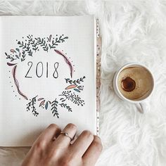 "Gefällt 863 Mal, 10 Kommentare - The Journal Life (@the.journal.life) auf Instagram: ""This is glorious!! @fatimapanka • Hope everyone's 2018 is going ok so far • I'm dreaming of Bujo…"""