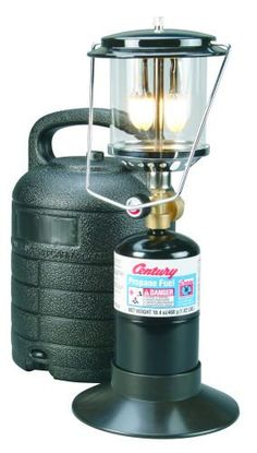 Century 7215 Portable Double Mantle Lantern with Case *** Continue to the product at the image link.