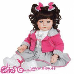 #muñecasadoradolls Muñecas Adora dolls - Muñeca Puppy Play Date www.disy.es