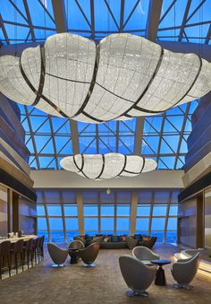 Amazing Architecture Projects and Interior design ideas. BRABBU's choice today: @DiLeonardo - Sunrise Kempinski Hotel Beijing-DiLeonardo. For more ideas see also: http://www.brabbu.com/en/inspiration-and-ideas/