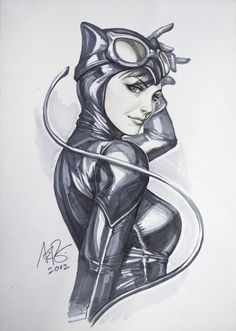 Want to discover art related to catwoman? Check out inspiring examples of catwoman artwork on DeviantArt, and get inspired by our community of talented artists. Comic Book Characters, Comic Character, Comic Books Art, Comic Art, Catwoman Character, Catwoman Cosplay, Batman And Catwoman, Batman Batman, Batman Stuff