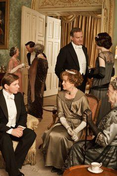 Downton Abbey,series four