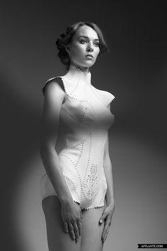White Fashion Collection by Andrea Pojezdalova