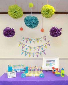 Monster Bash/Monster University Birthday Party Ideas | Photo 1 of 65