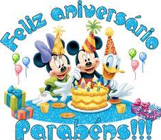Imagens Mensagens Recados E Animações De Feliz Aniversário Para