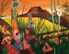 """La otra montaña"", oil on canvas 190x150cm 2013"